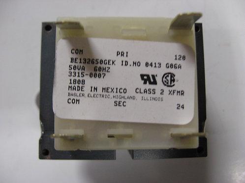 15-0007  RBI 50 VA Transformer