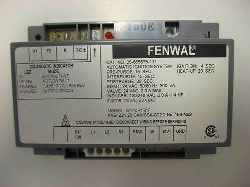008472F Raypak / Fenwall Ignition Control