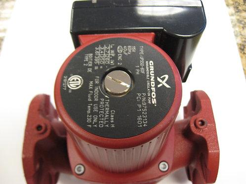 UPS50-60FC Grunfos 1/2 HP Cast Iron 3 Speed Circulating Pump