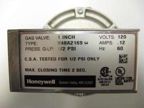 "11-0371 RBI  1"" 120V On-Off Gas Valve"