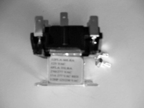 007376F  Raypak 24 VAC DPST NO Relay