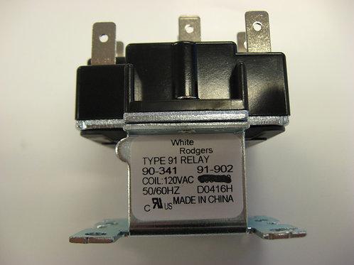 R2006200 Laars Relay 120 VAC DPST