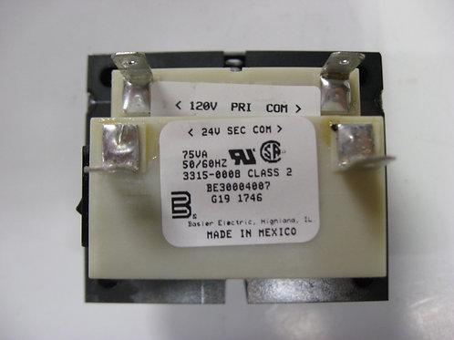 15-0008  RBI 75 VA Transformer