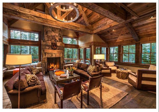 Mule Ears Living Room