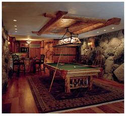 Mountain Hideaway Billiards