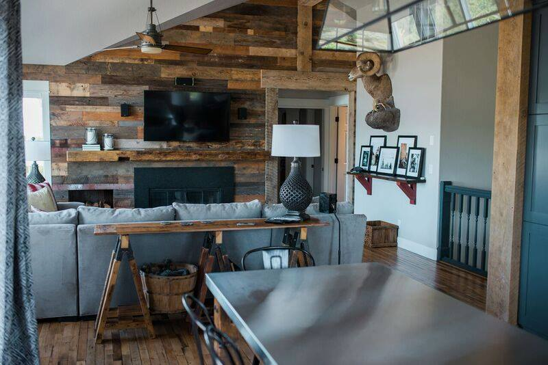 Barnwood Industries And Quality Interior Works Projects