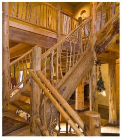Silver Fir Stairs