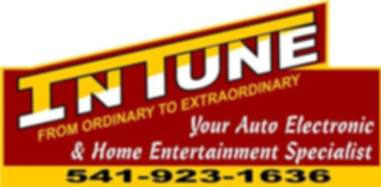 In Tune Audio and Video Central Oregon