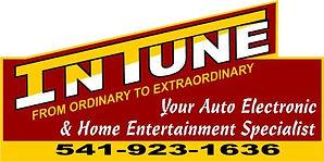 In Tune Audio and Video Central Oregon
