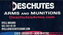 Deschutes Arms and Munitions