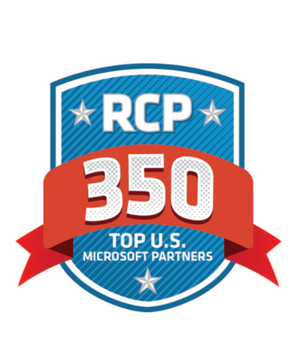 RCP 350 Microsoft Partners Award