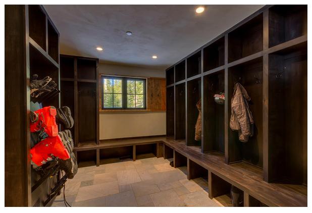 Tiger Lily Mud Room