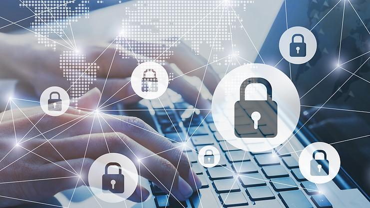 Bmi EDI image of cyber security