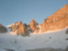 Sierra Nevada Splitboarding Sawtooth Range