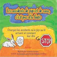 Les accidents de pipi et de caca, c'est pas d'ta faute book cover