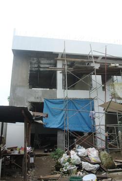 Manila Compound Spencer Construction