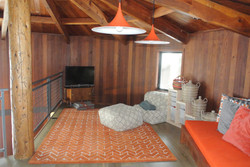 Remodeled Loft in West Shore Tahoe Cabin
