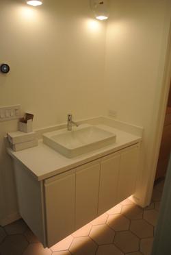 Remodeled Master Bath Vanity