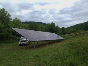 VALLEY MEADOW SOLAR ARRANGEMENT
