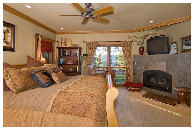 Silver Fir Bedroom