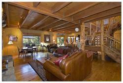 Silver Fir Living Room