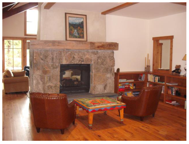 Martis Camp Marvel Living Room