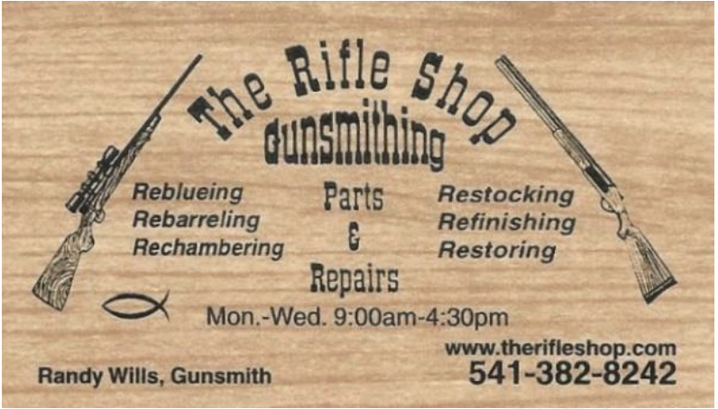 The Rifle Shop