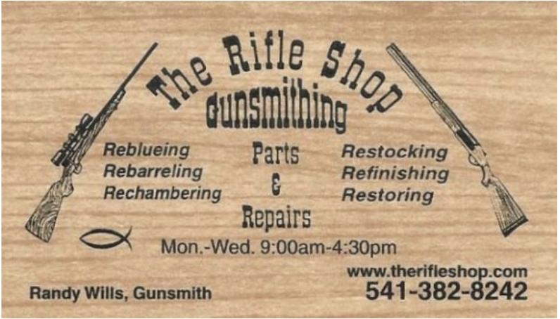 The Rifle Shop
