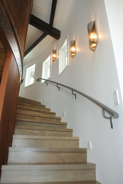 West Shore Project Staircase