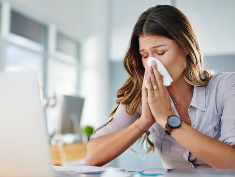 Does Your Organization's Productivity Have the Sniffles, or Could It Be the Flu?