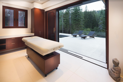 Remodeled Room in Truckee River Home