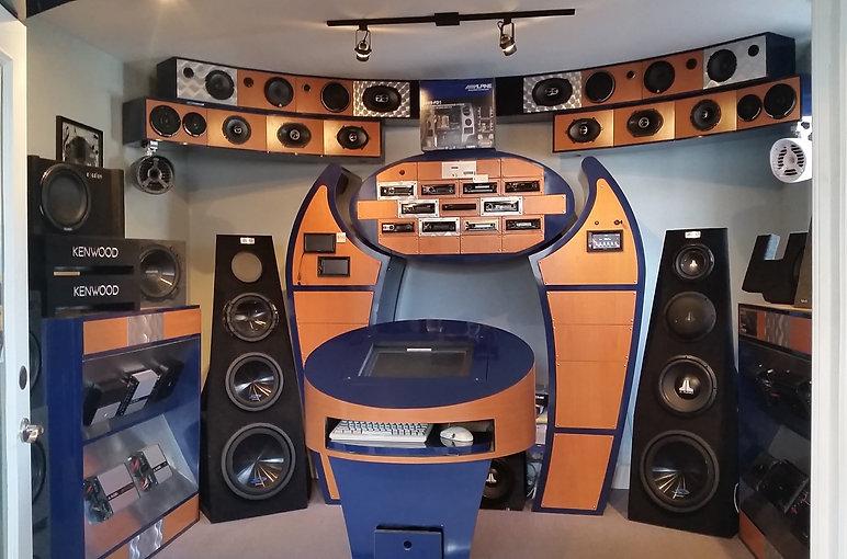 In Tune Audio and Video Specialists Redomnd Oregon