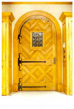 Sugar Bowl Retreat Detail Door