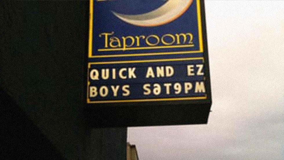 Silver Moon Brewing Taproom Bend Oregon.