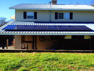 HAYESVILLE FARM GROUND AND ROOF COMBO