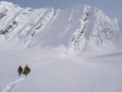 Sierra Nevada Splitboarding Remote Alsaska Camp