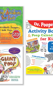 """Kids Feel Better"" Package (PDFs)"