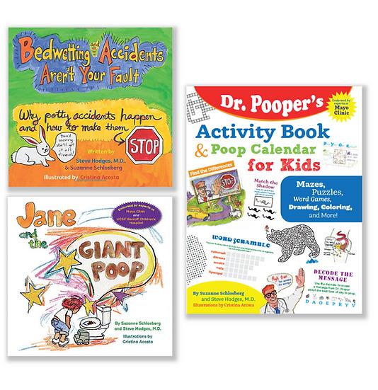 """""""Kids Feel Better"""" Package (PDFs)"""