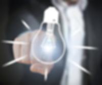digital lightbulb