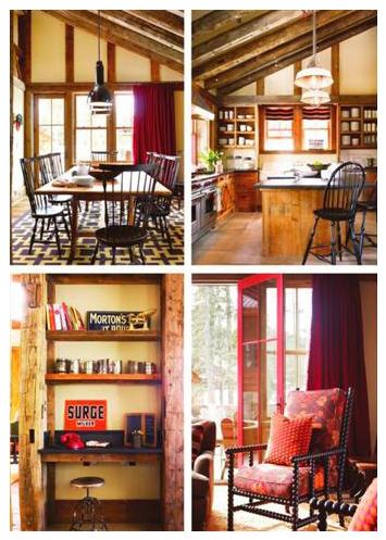 Sugar Bowl Rustic Cabin