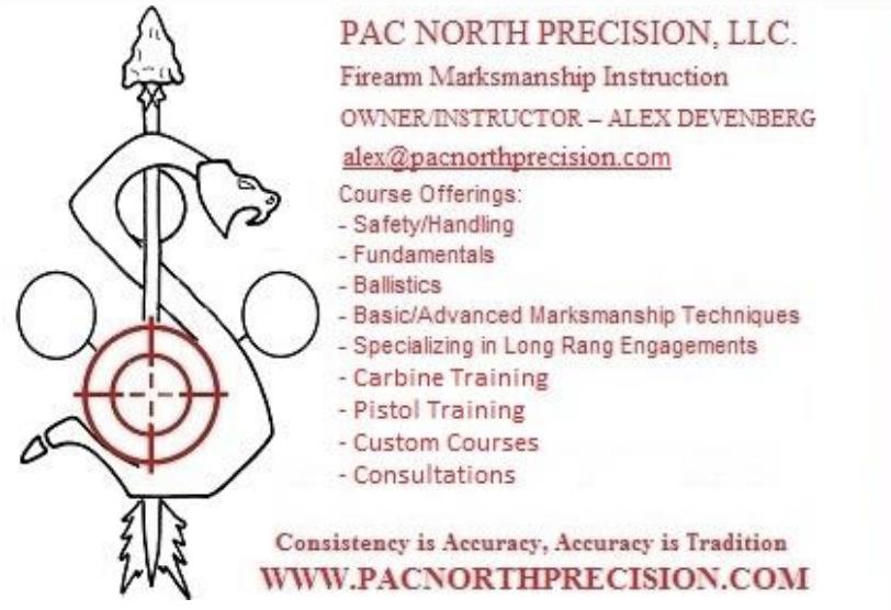 Pac North Precision