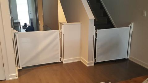 Retractable Gates