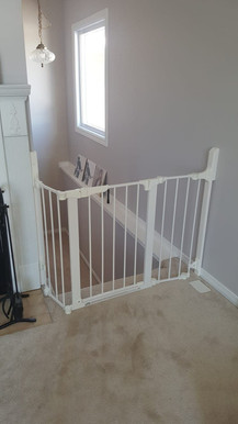 Configure Gate for Playroom opening