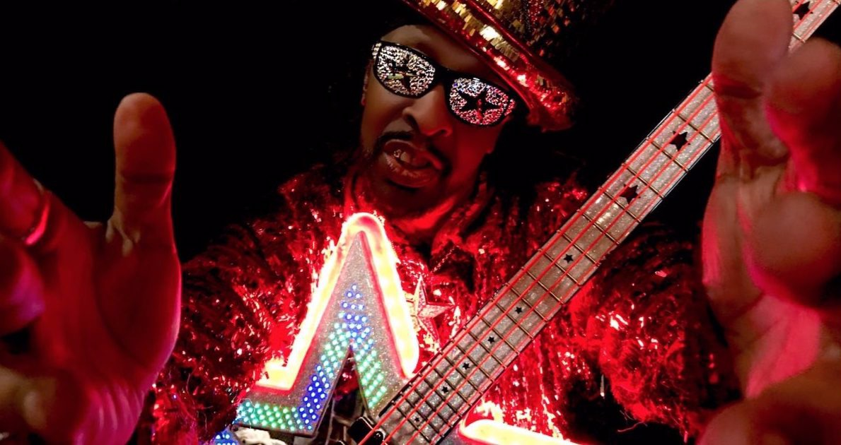 What's Bootsy Doing?