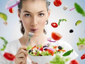 Já parou para pensar no que você come?