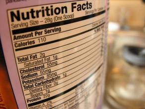 A importância das tabelas nutricionais para seus produtos alimentícios