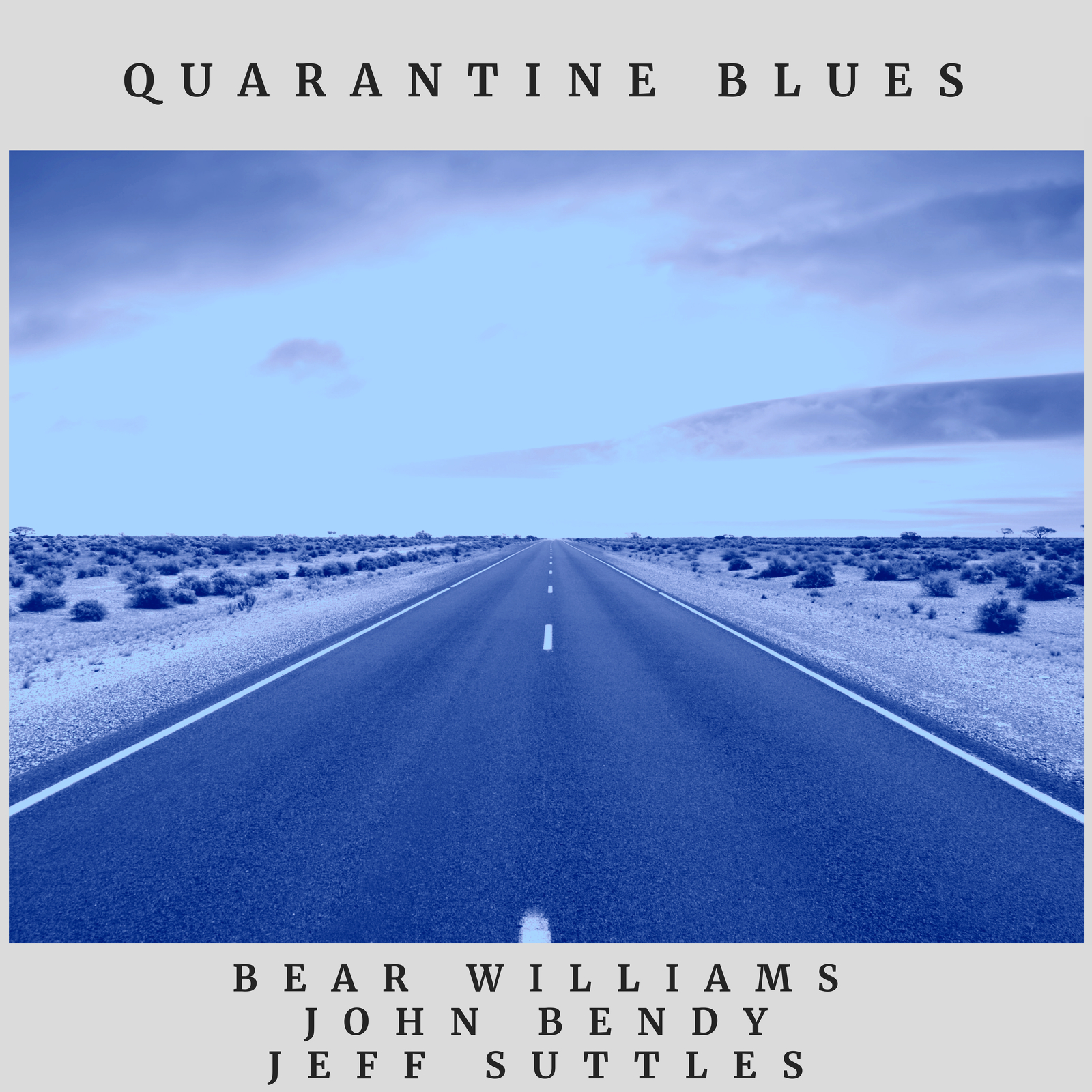 Quarantine Blues Cover