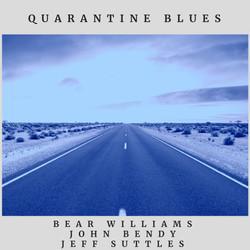 Quarantine Blues Cover