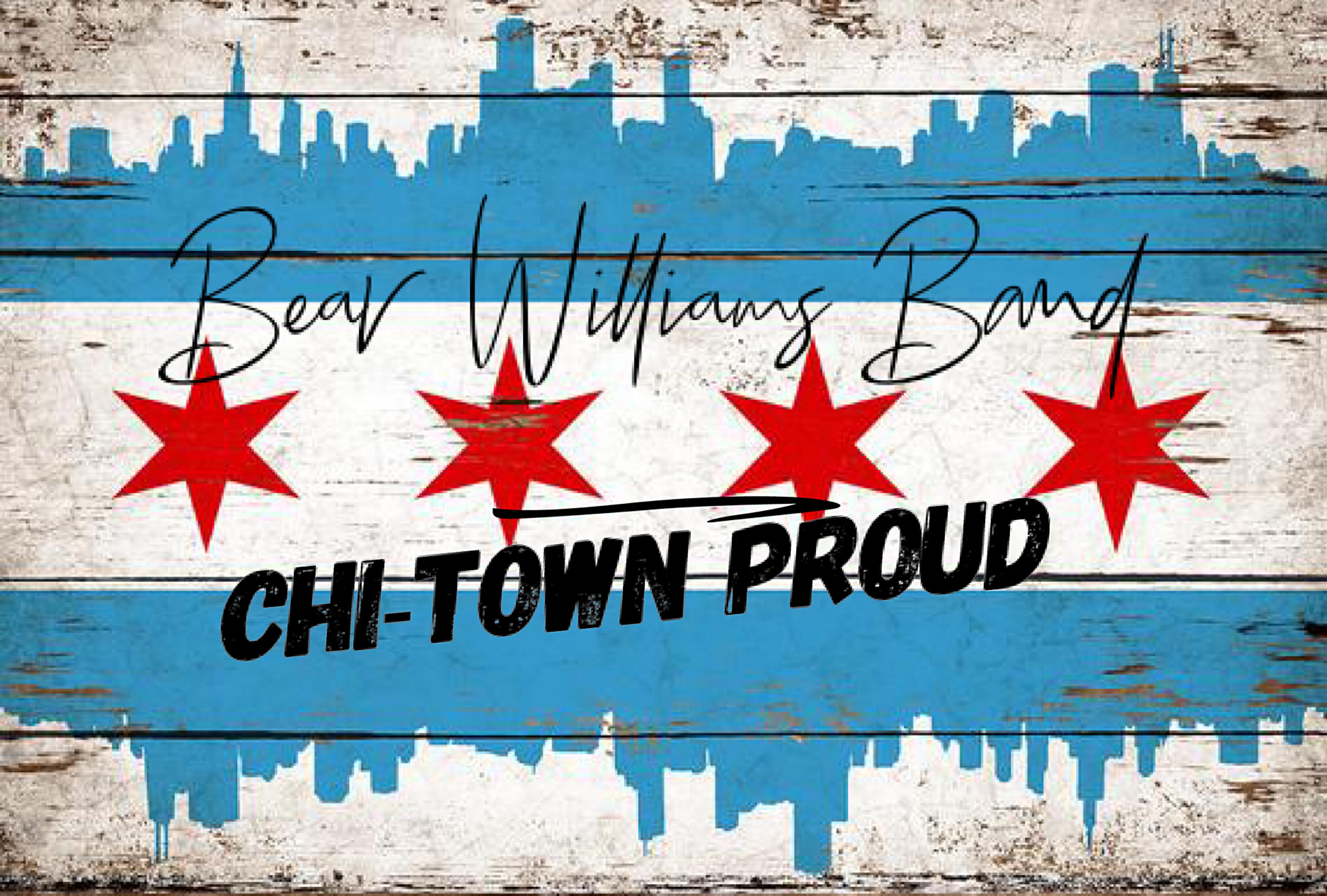 BWB Chi-Town Proud Logo