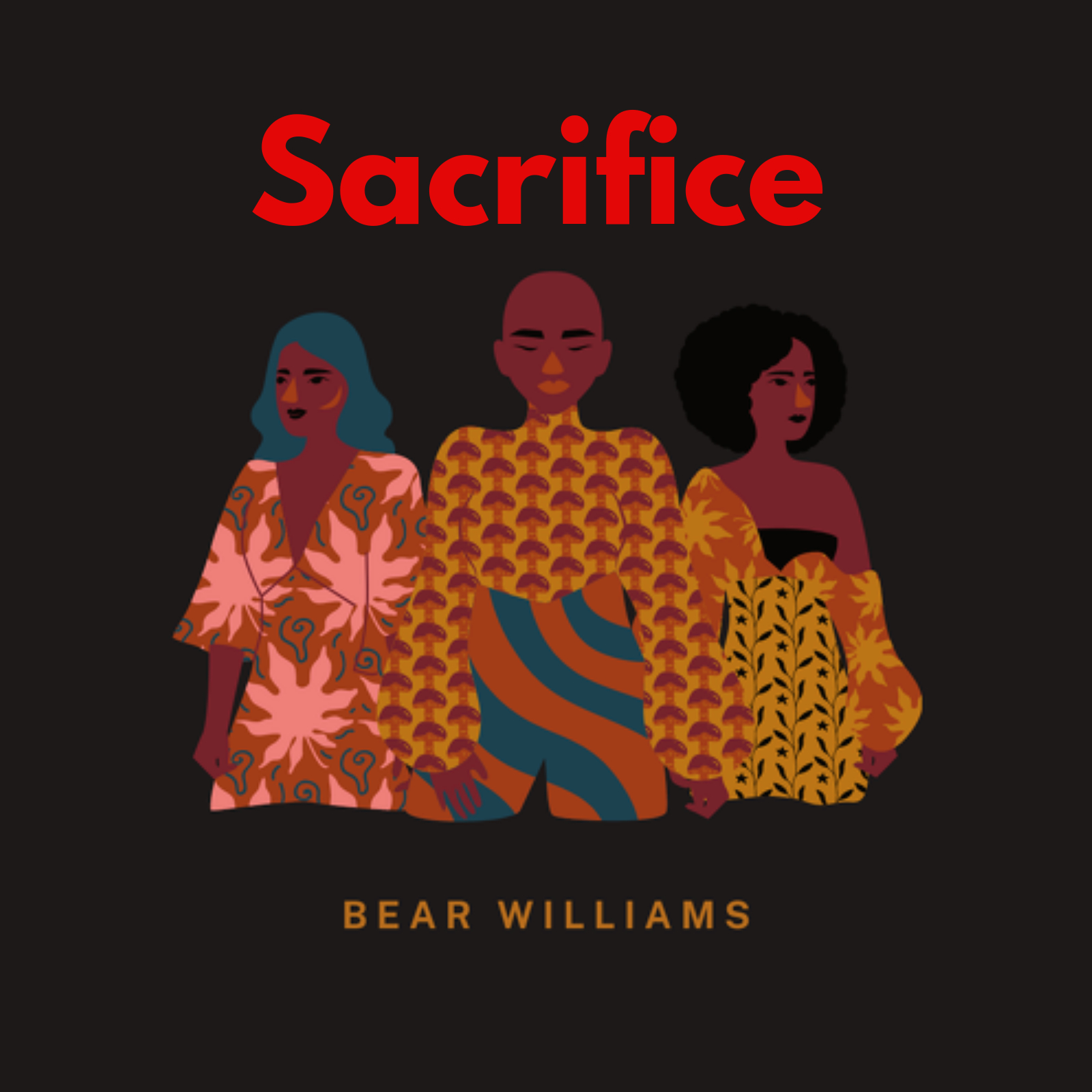 Sacrifice Single Cover